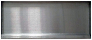 Well WE-816-200-2 S. Steel Tray