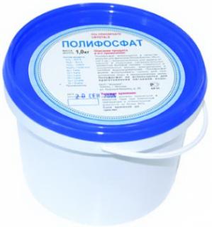 Aqua Полифосфат/Polyph. cryst.
