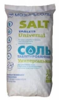 СБК Таблетированая соль