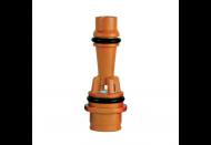 Clack Corp. Injector I orange