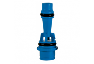 Clack Corp. Injector F blue